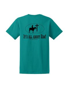 PTCC-0002 Ultra Cotton T-Shirt Jade Green