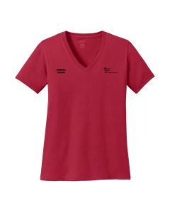 PTCC-V45CPL-A Ladies Arena Team V-Neck